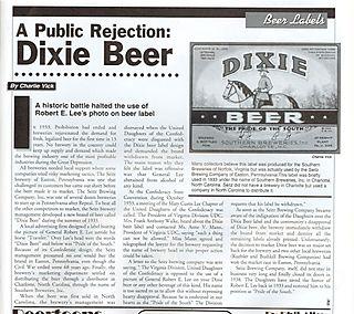 DixieBeer1933